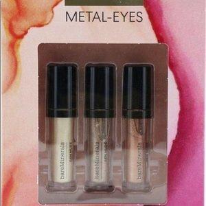 Gen nude metallic eye trio new limited edition
